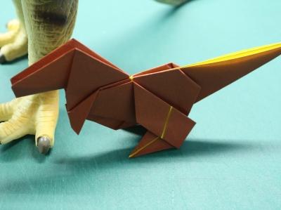 ティラノサウルスは難しそう?