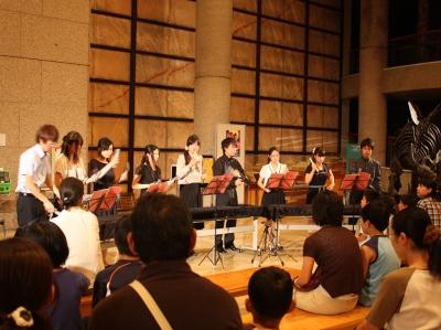 宇都宮大学教育学部音楽教育専攻の皆さんによる&#13「クラシック・ナイトⅡ」