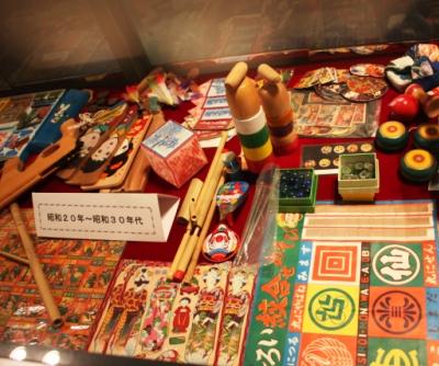 昭和20年代から昭和30年代の玩具