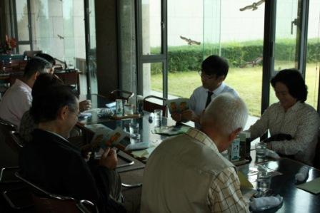 サイエンスカフェ「土偶の世界」開催報告(1)