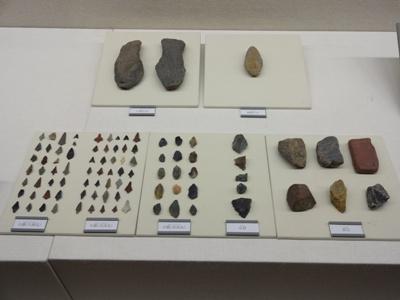 神畑遺跡出土石器